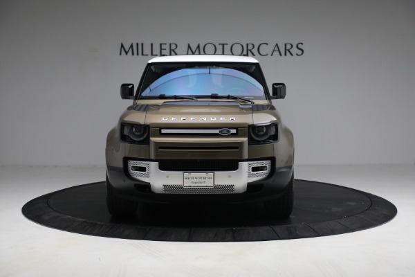 Used 2021 Land Rover Defender 90 First Edition for sale Sold at Aston Martin of Greenwich in Greenwich CT 06830 12