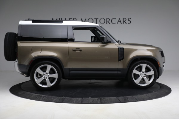 Used 2021 Land Rover Defender 90 First Edition for sale Sold at Aston Martin of Greenwich in Greenwich CT 06830 14
