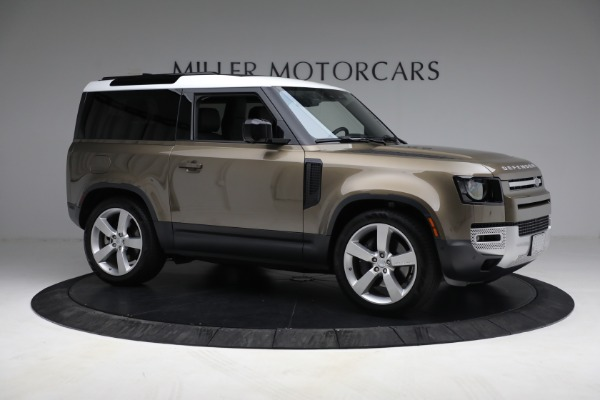 Used 2021 Land Rover Defender 90 First Edition for sale Sold at Aston Martin of Greenwich in Greenwich CT 06830 15