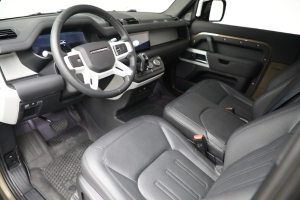 Used 2021 Land Rover Defender 90 First Edition for sale Sold at Aston Martin of Greenwich in Greenwich CT 06830 17