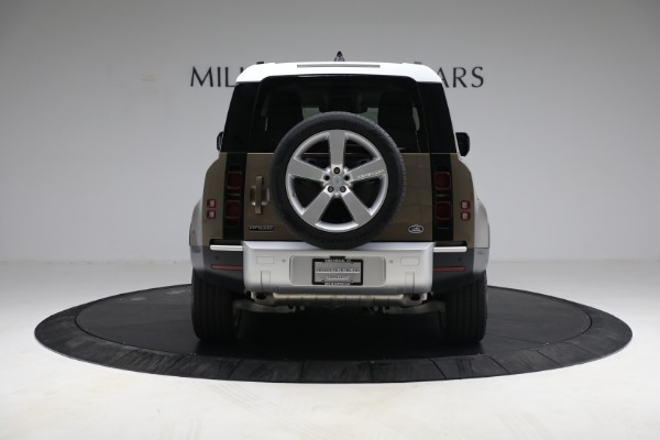 Used 2021 Land Rover Defender 90 First Edition for sale Sold at Aston Martin of Greenwich in Greenwich CT 06830 6