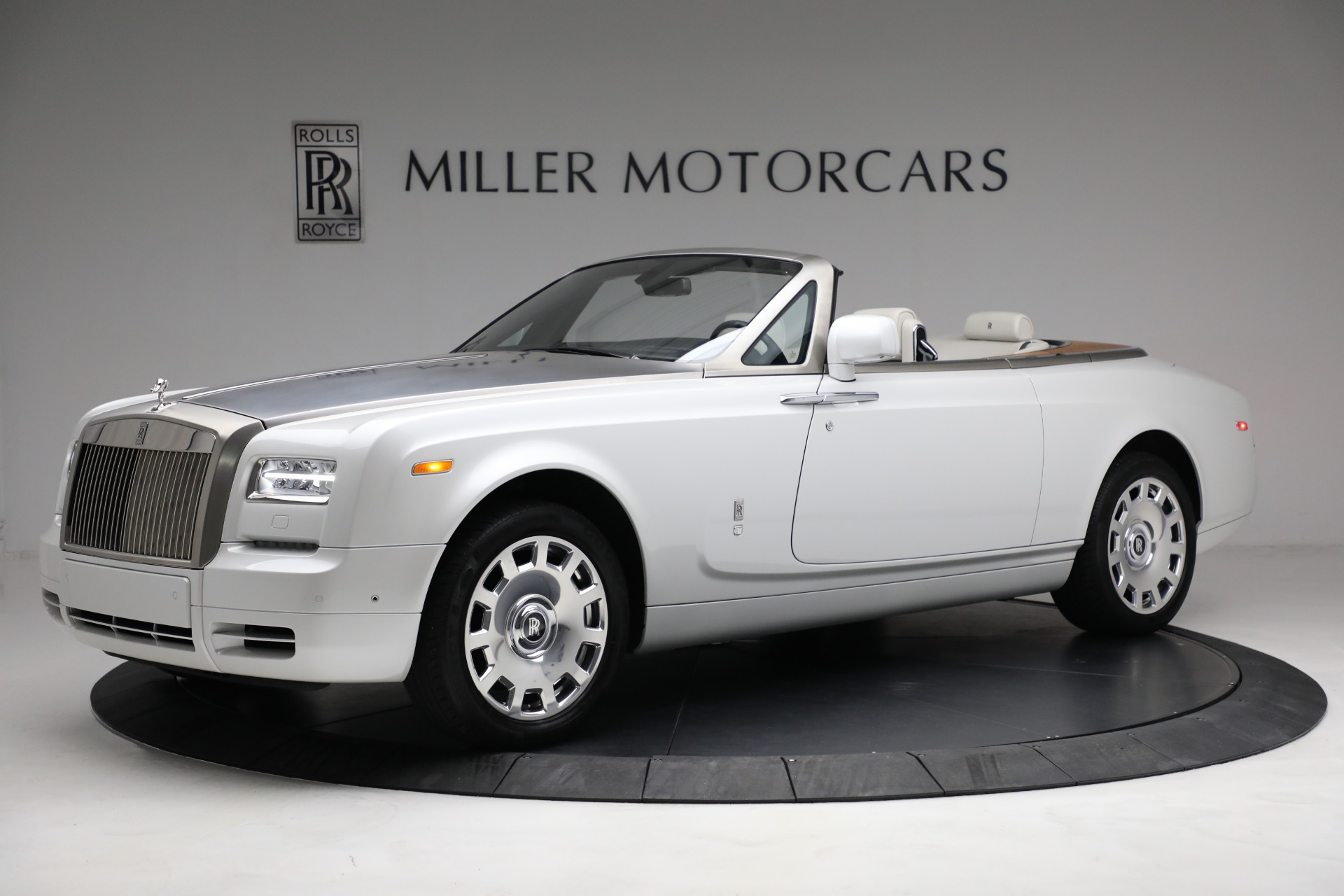 Used 2017 Rolls-Royce Phantom Drophead Coupe for sale Call for price at Aston Martin of Greenwich in Greenwich CT 06830 1