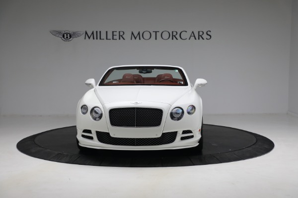 Used 2015 Bentley Continental GT Speed for sale $145,900 at Aston Martin of Greenwich in Greenwich CT 06830 10