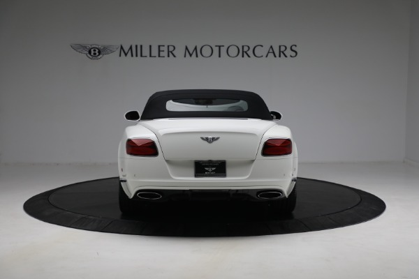 Used 2015 Bentley Continental GT Speed for sale $145,900 at Aston Martin of Greenwich in Greenwich CT 06830 12