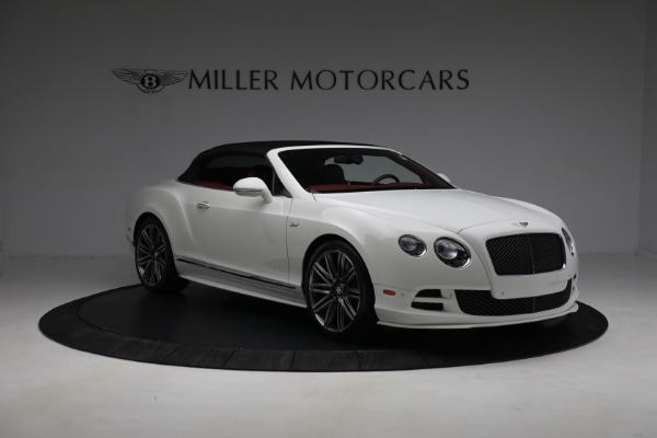 Used 2015 Bentley Continental GT Speed for sale $145,900 at Aston Martin of Greenwich in Greenwich CT 06830 14