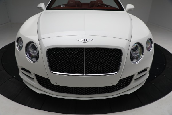 Used 2015 Bentley Continental GT Speed for sale $145,900 at Aston Martin of Greenwich in Greenwich CT 06830 15