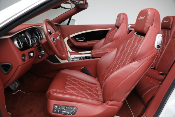 Used 2015 Bentley Continental GT Speed for sale $145,900 at Aston Martin of Greenwich in Greenwich CT 06830 19