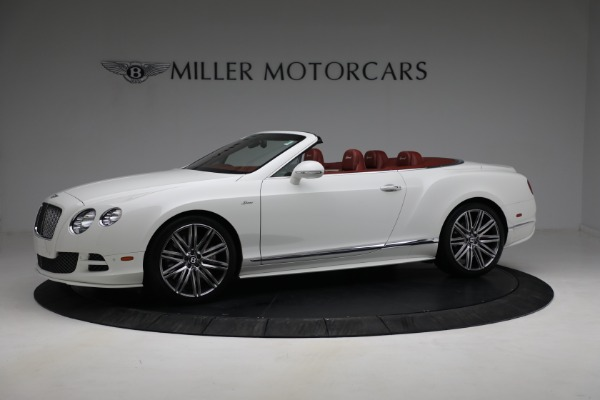 Used 2015 Bentley Continental GT Speed for sale $145,900 at Aston Martin of Greenwich in Greenwich CT 06830 2
