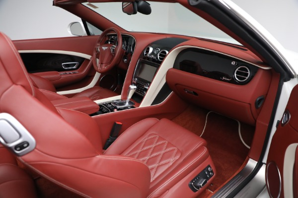 Used 2015 Bentley Continental GT Speed for sale $145,900 at Aston Martin of Greenwich in Greenwich CT 06830 20