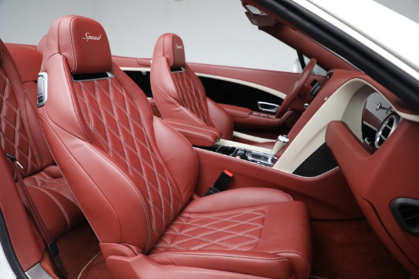 Used 2015 Bentley Continental GT Speed for sale $145,900 at Aston Martin of Greenwich in Greenwich CT 06830 21