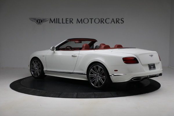 Used 2015 Bentley Continental GT Speed for sale $145,900 at Aston Martin of Greenwich in Greenwich CT 06830 4