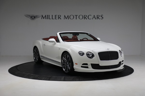 Used 2015 Bentley Continental GT Speed for sale $145,900 at Aston Martin of Greenwich in Greenwich CT 06830 9