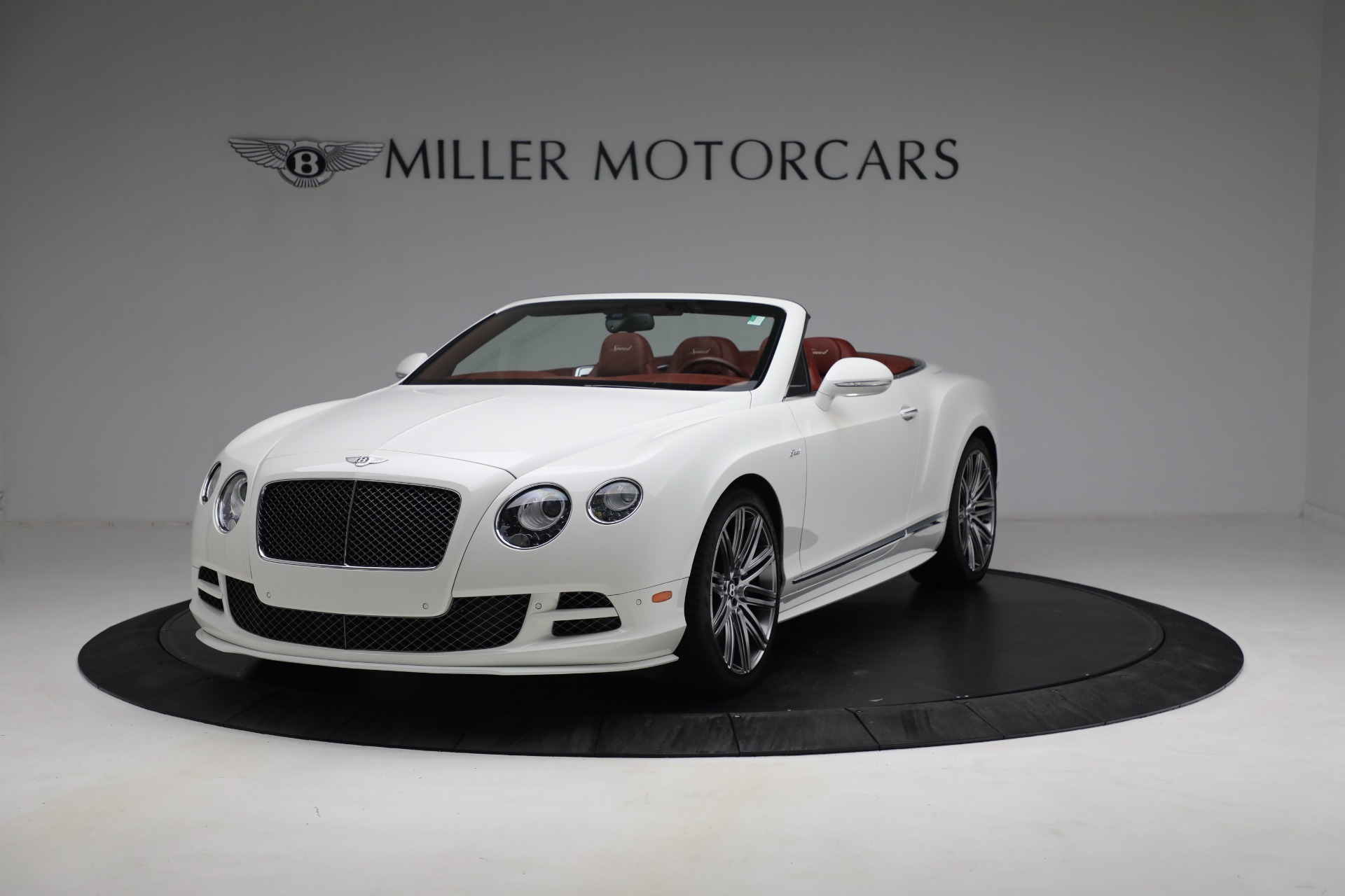 Used 2015 Bentley Continental GT Speed for sale $145,900 at Aston Martin of Greenwich in Greenwich CT 06830 1