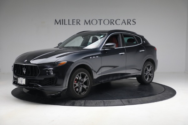 Used 2018 Maserati Levante GranSport for sale Call for price at Aston Martin of Greenwich in Greenwich CT 06830 2
