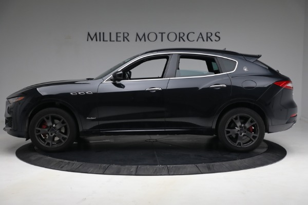 Used 2018 Maserati Levante GranSport for sale Call for price at Aston Martin of Greenwich in Greenwich CT 06830 3