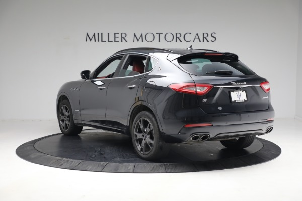 Used 2018 Maserati Levante GranSport for sale Call for price at Aston Martin of Greenwich in Greenwich CT 06830 4