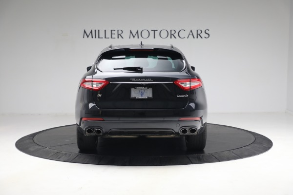 Used 2018 Maserati Levante GranSport for sale Call for price at Aston Martin of Greenwich in Greenwich CT 06830 5