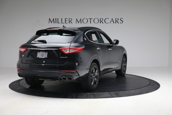 Used 2018 Maserati Levante GranSport for sale Call for price at Aston Martin of Greenwich in Greenwich CT 06830 6