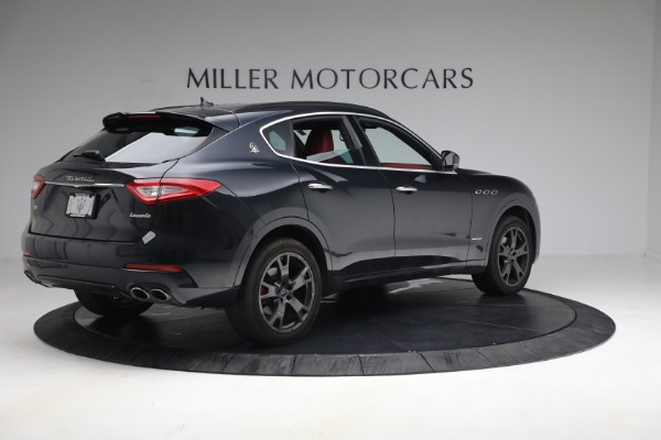 Used 2018 Maserati Levante GranSport for sale Call for price at Aston Martin of Greenwich in Greenwich CT 06830 7
