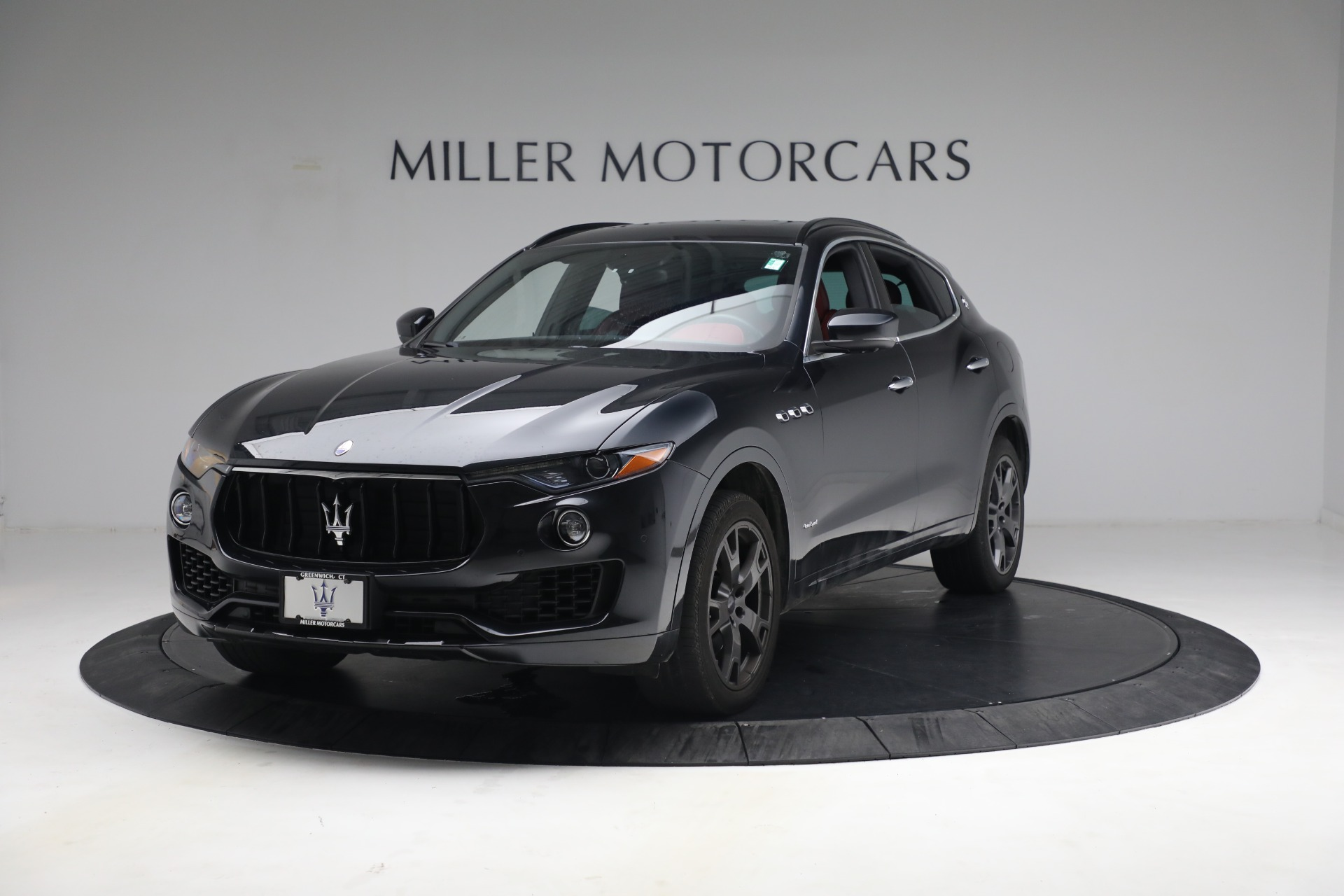 Used 2018 Maserati Levante GranSport for sale Call for price at Aston Martin of Greenwich in Greenwich CT 06830 1