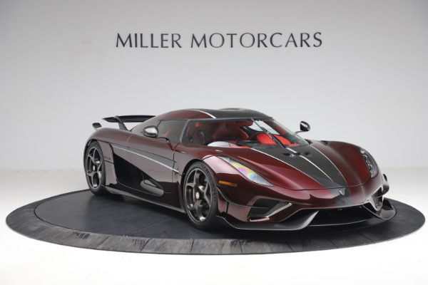 Used 2019 Koenigsegg Regera for sale Call for price at Aston Martin of Greenwich in Greenwich CT 06830 11