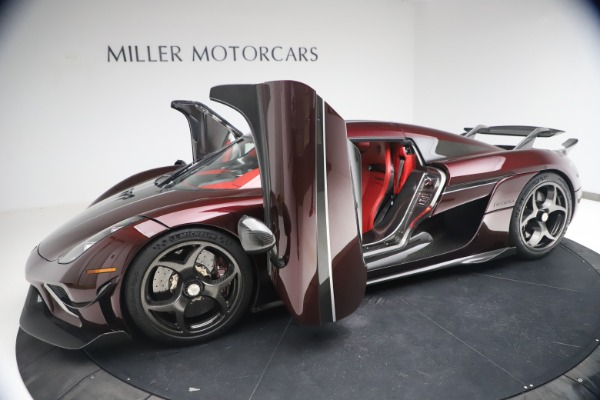 Used 2019 Koenigsegg Regera for sale Call for price at Aston Martin of Greenwich in Greenwich CT 06830 14