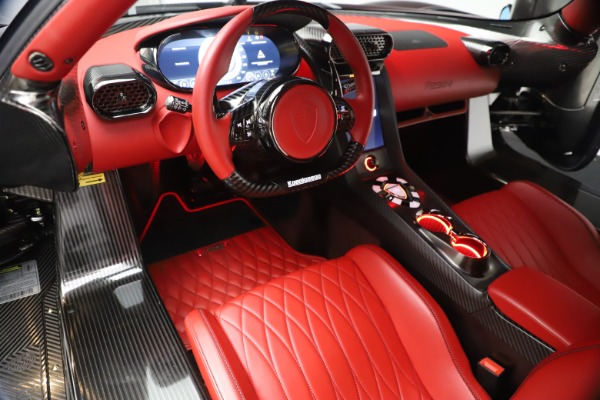 Used 2019 Koenigsegg Regera for sale Call for price at Aston Martin of Greenwich in Greenwich CT 06830 15