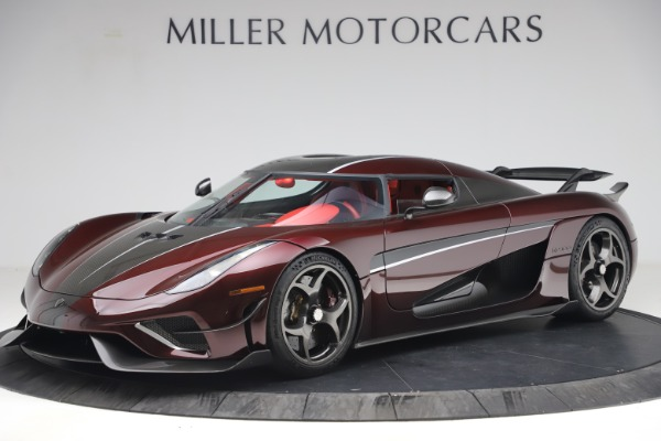 Used 2019 Koenigsegg Regera for sale Call for price at Aston Martin of Greenwich in Greenwich CT 06830 2