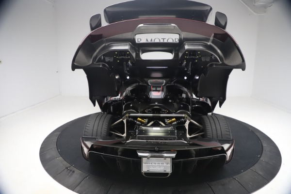 Used 2019 Koenigsegg Regera for sale Call for price at Aston Martin of Greenwich in Greenwich CT 06830 21
