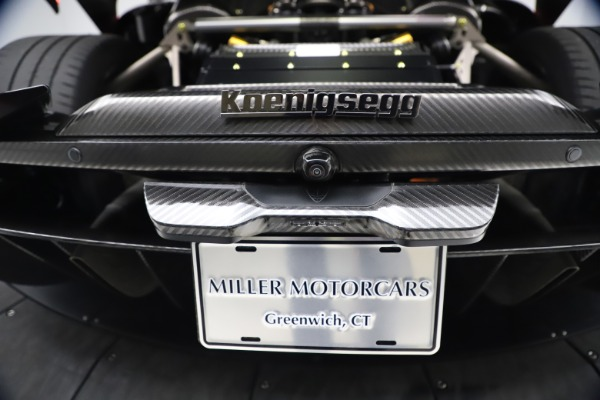 Used 2019 Koenigsegg Regera for sale Call for price at Aston Martin of Greenwich in Greenwich CT 06830 23