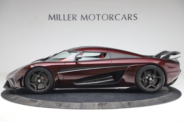 Used 2019 Koenigsegg Regera for sale Call for price at Aston Martin of Greenwich in Greenwich CT 06830 3