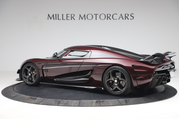 Used 2019 Koenigsegg Regera for sale Call for price at Aston Martin of Greenwich in Greenwich CT 06830 4