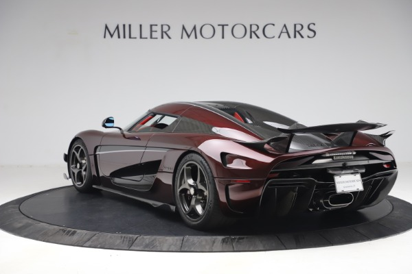 Used 2019 Koenigsegg Regera for sale Call for price at Aston Martin of Greenwich in Greenwich CT 06830 5