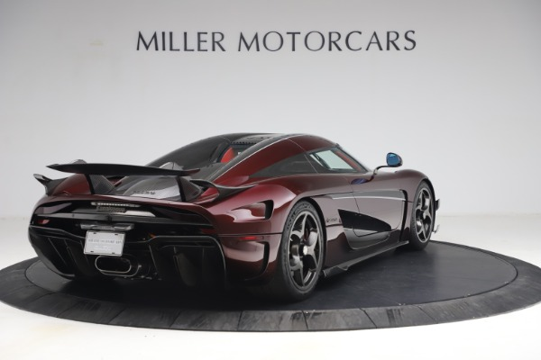Used 2019 Koenigsegg Regera for sale Call for price at Aston Martin of Greenwich in Greenwich CT 06830 7