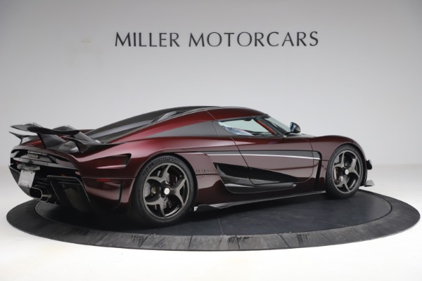 Used 2019 Koenigsegg Regera for sale Call for price at Aston Martin of Greenwich in Greenwich CT 06830 8