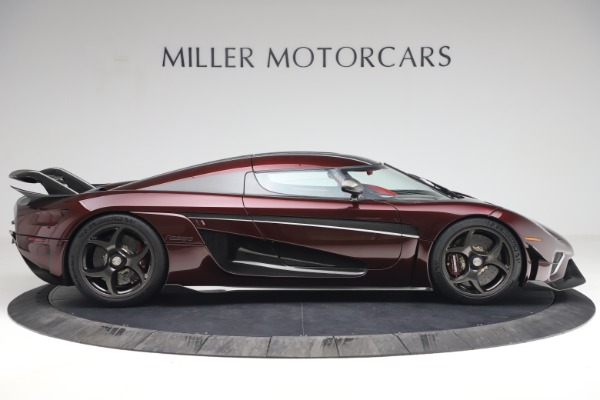 Used 2019 Koenigsegg Regera for sale Call for price at Aston Martin of Greenwich in Greenwich CT 06830 9