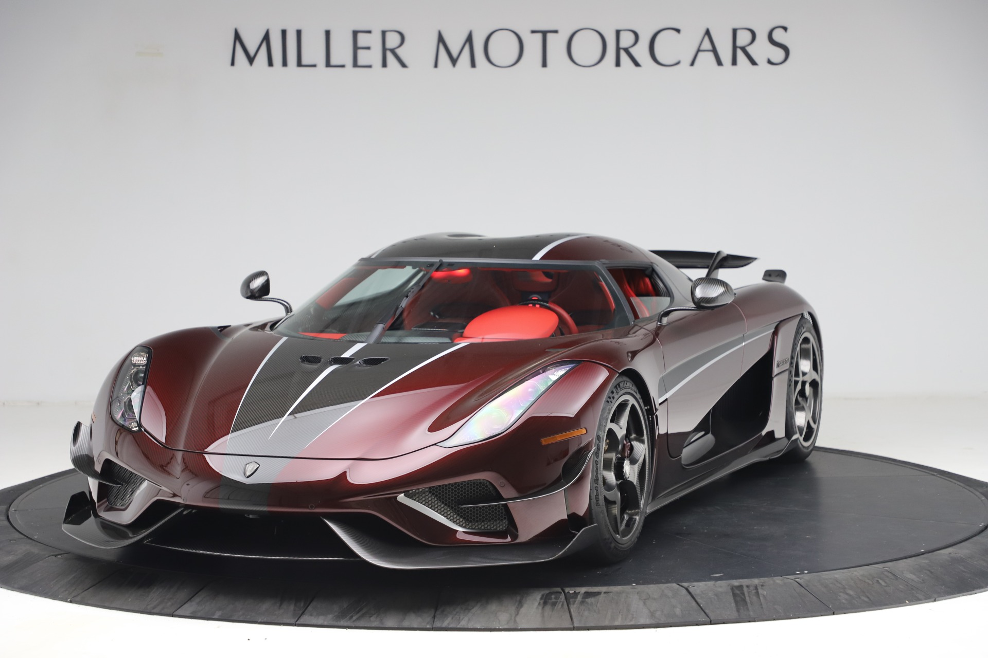 Used 2019 Koenigsegg Regera for sale Call for price at Aston Martin of Greenwich in Greenwich CT 06830 1