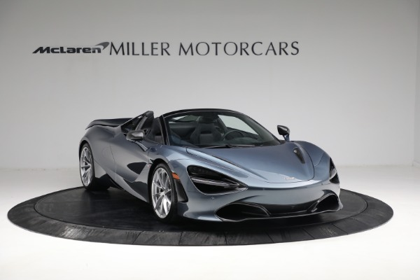 Used 2020 McLaren 720S Spider for sale $334,900 at Aston Martin of Greenwich in Greenwich CT 06830 11