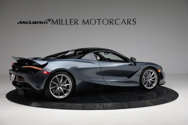 Used 2020 McLaren 720S Spider for sale $334,900 at Aston Martin of Greenwich in Greenwich CT 06830 19
