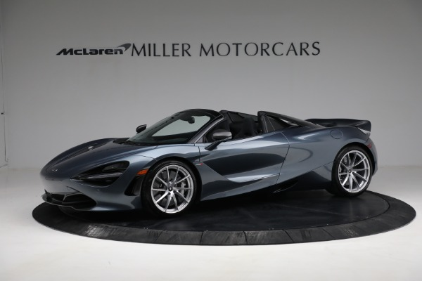 Used 2020 McLaren 720S Spider for sale $334,900 at Aston Martin of Greenwich in Greenwich CT 06830 2