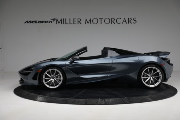 Used 2020 McLaren 720S Spider for sale $334,900 at Aston Martin of Greenwich in Greenwich CT 06830 3