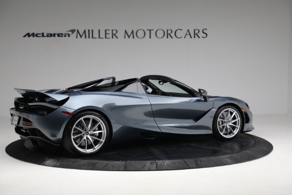 Used 2020 McLaren 720S Spider for sale $334,900 at Aston Martin of Greenwich in Greenwich CT 06830 8