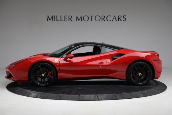 Used 2017 Ferrari 488 GTB for sale Sold at Aston Martin of Greenwich in Greenwich CT 06830 3