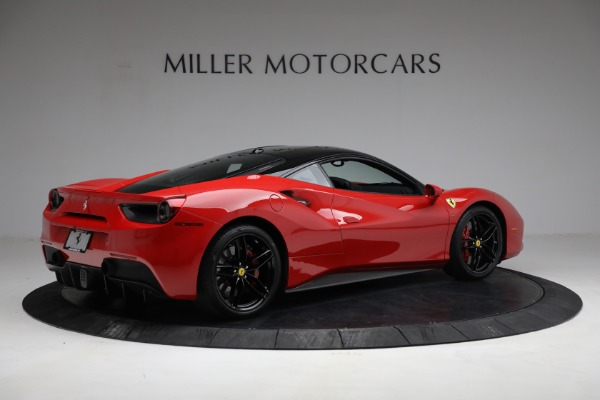 Used 2017 Ferrari 488 GTB for sale Sold at Aston Martin of Greenwich in Greenwich CT 06830 8