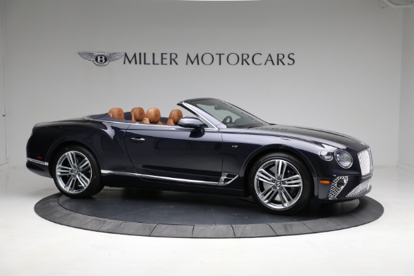 New 2021 Bentley Continental GT V8 for sale Call for price at Aston Martin of Greenwich in Greenwich CT 06830 10