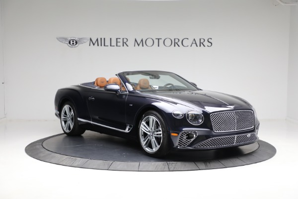New 2021 Bentley Continental GT V8 for sale Call for price at Aston Martin of Greenwich in Greenwich CT 06830 11