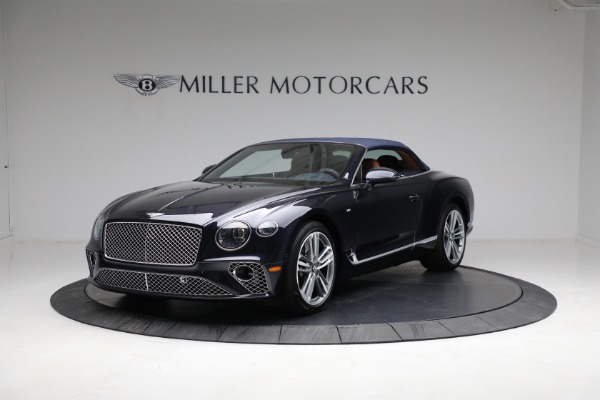 New 2021 Bentley Continental GT V8 for sale Call for price at Aston Martin of Greenwich in Greenwich CT 06830 14
