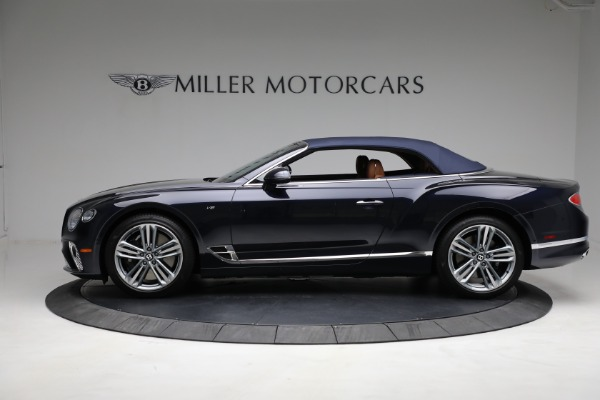 New 2021 Bentley Continental GT V8 for sale Call for price at Aston Martin of Greenwich in Greenwich CT 06830 15