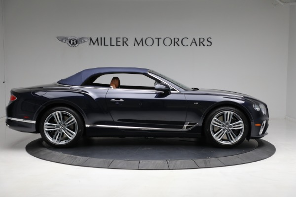 New 2021 Bentley Continental GT V8 for sale Call for price at Aston Martin of Greenwich in Greenwich CT 06830 19