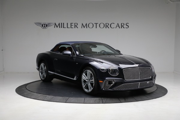 New 2021 Bentley Continental GT V8 for sale Call for price at Aston Martin of Greenwich in Greenwich CT 06830 20